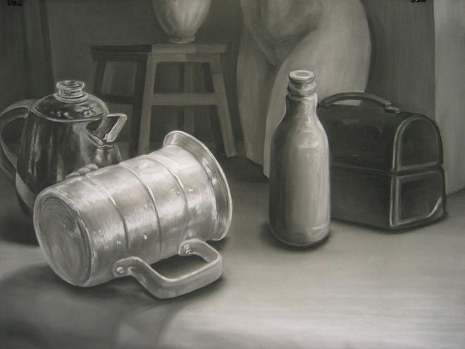 still life drawings -  15