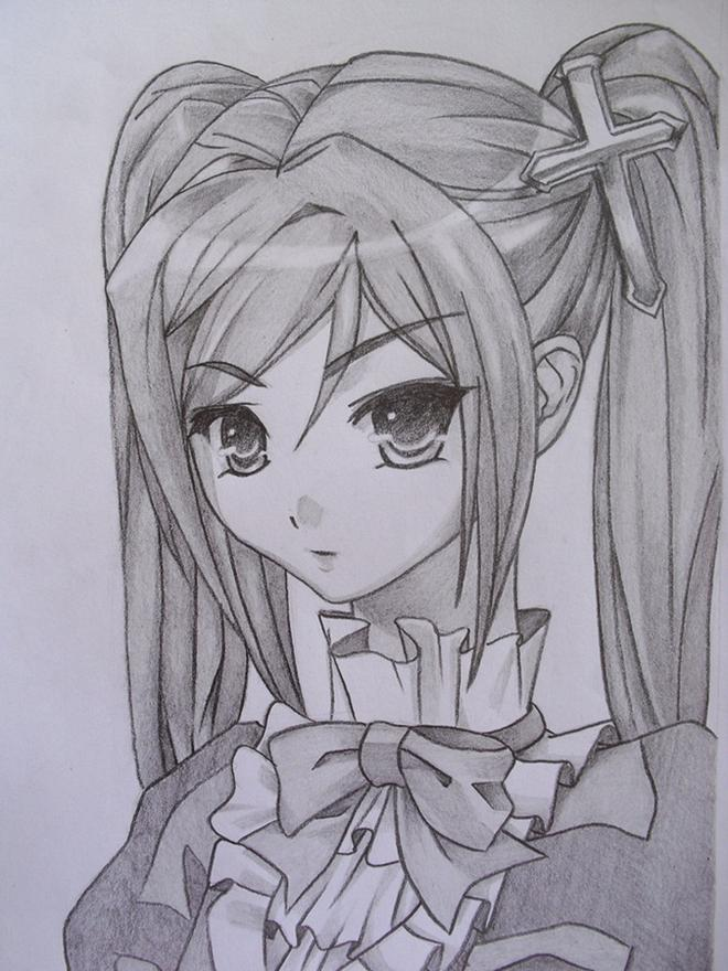 20 Beautiful Anime Drawings From Top Artists Around The World