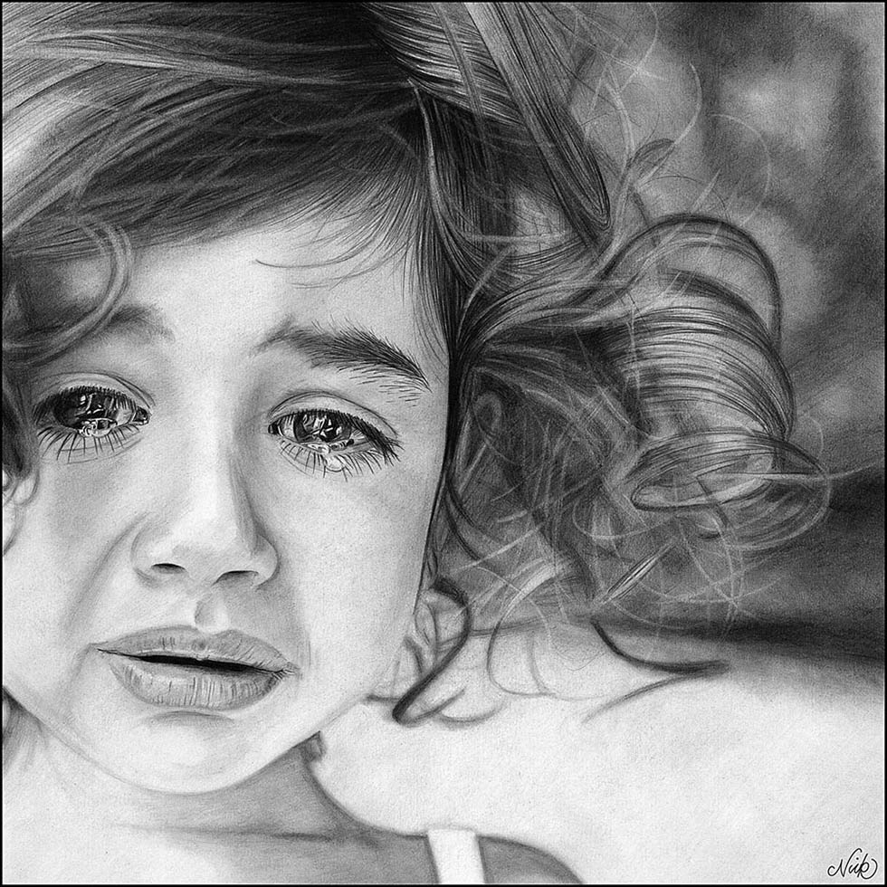 Image of: Sketch Baby Realistic Drawings My Art Magazine 18 Baby Realistic Drawings Realistic Drawings