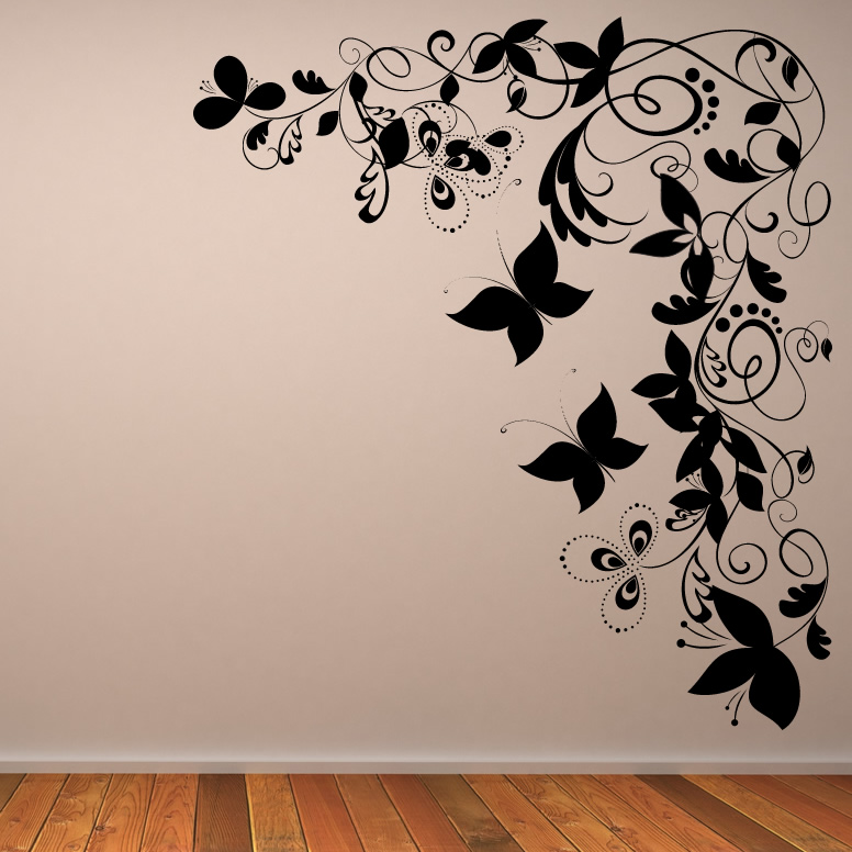 butterflies wall art -  19