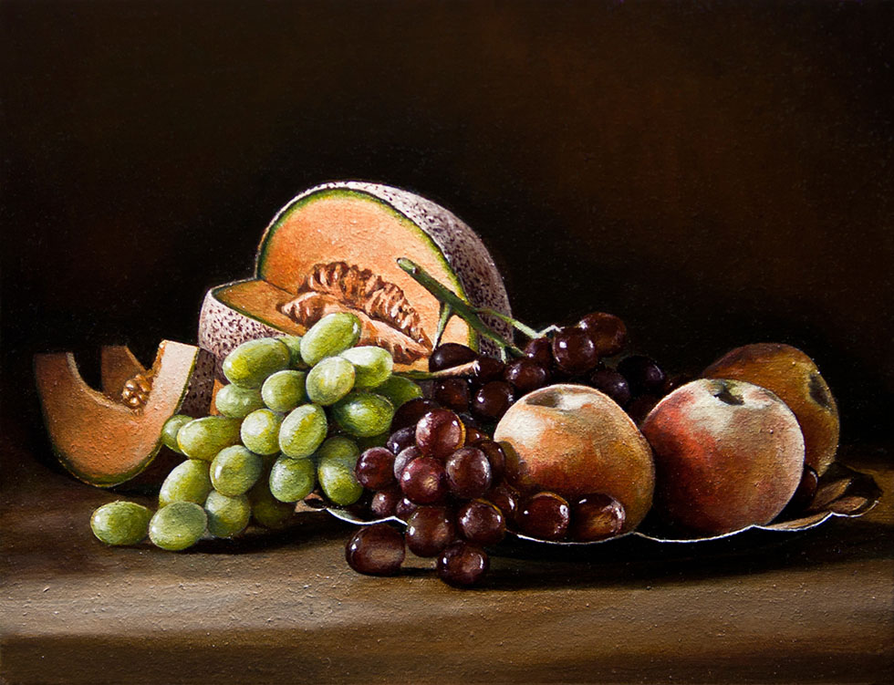 still life painting by hangmoon -  19