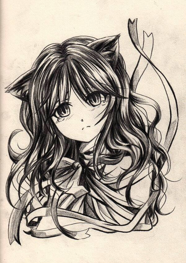 anime drawings -  2