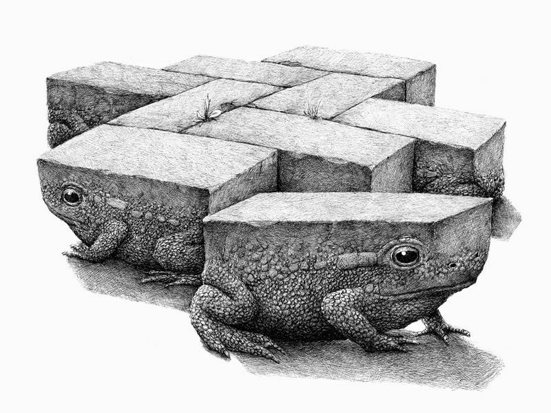 creative drawings by tegelpadden -  2