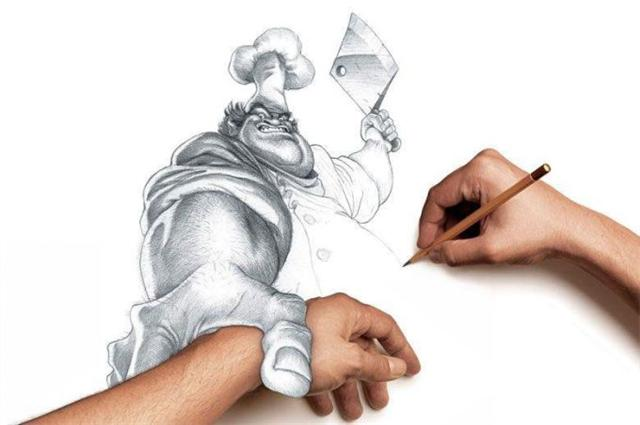 creative drawings -  20