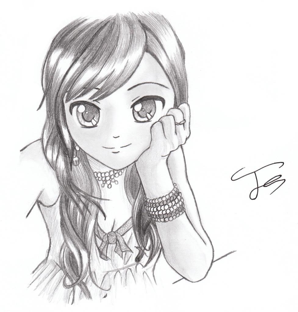 manga drawings -  20