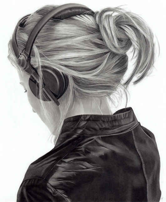 charcoal drawings by yanni floros -  21