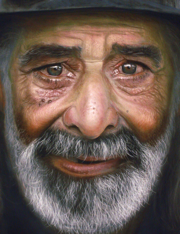 portrait painting by ruben belloso -  23