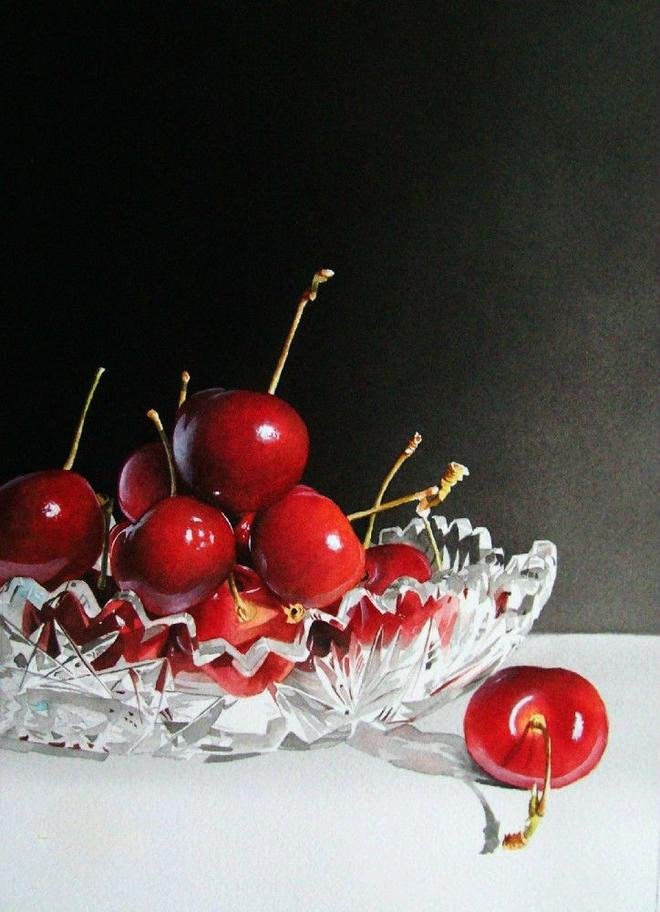 still life painting by tessy -  23
