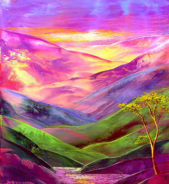 colorful painitngs by jane small -  24