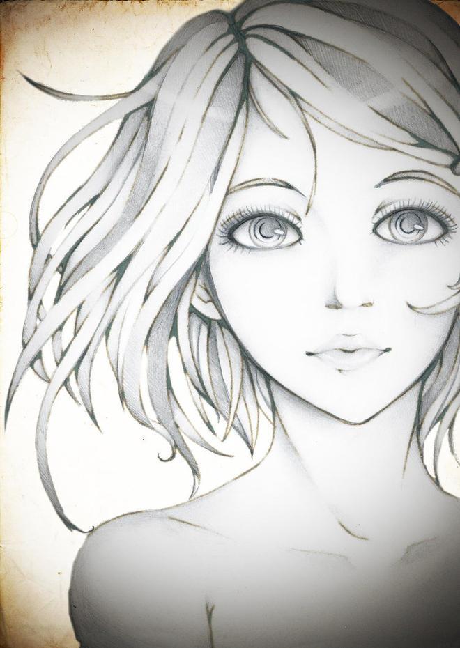 25 Beautiful Manga Drawings For Your Inspiration