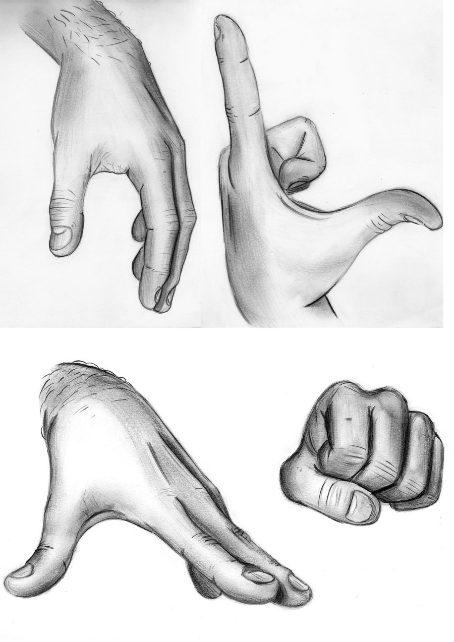hand drawings by envy hedgehog -  26