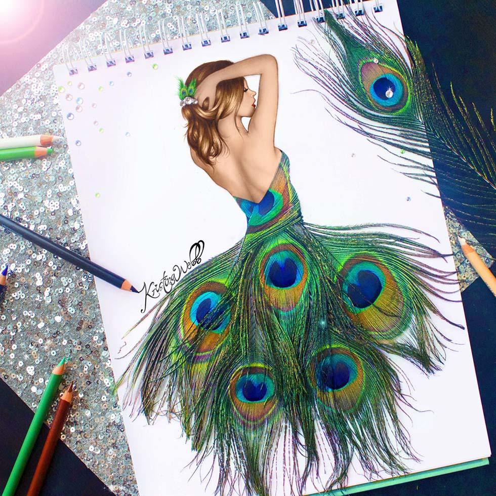 creative drawings -  3