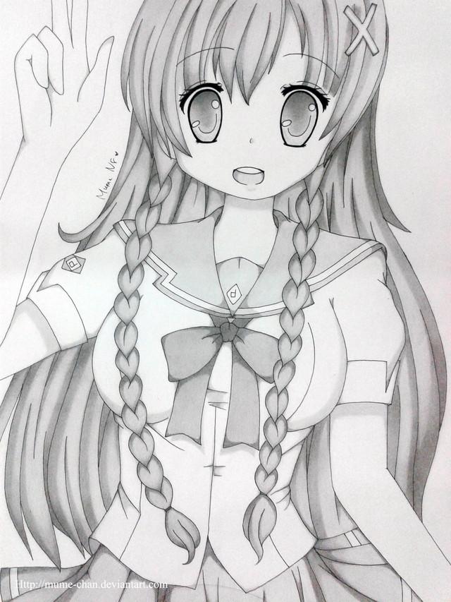 manga drawings -  3