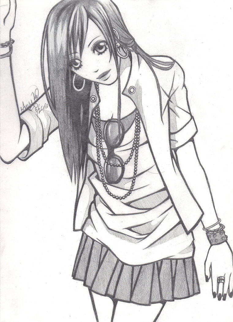 manga drawings -  5