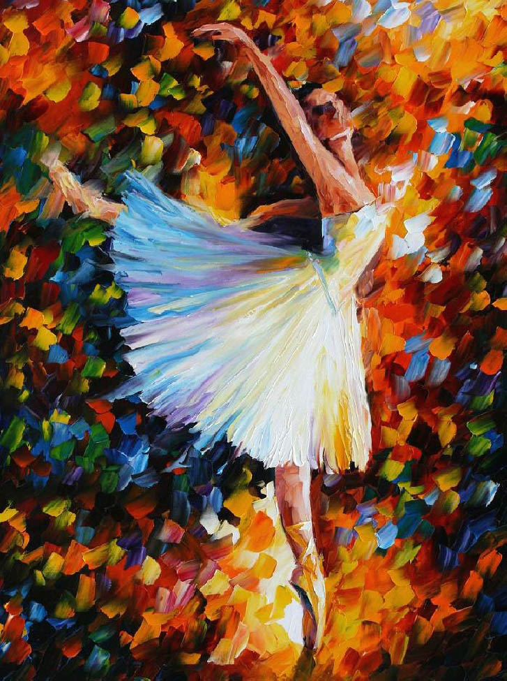colorful paintings by leonid afremov -  6