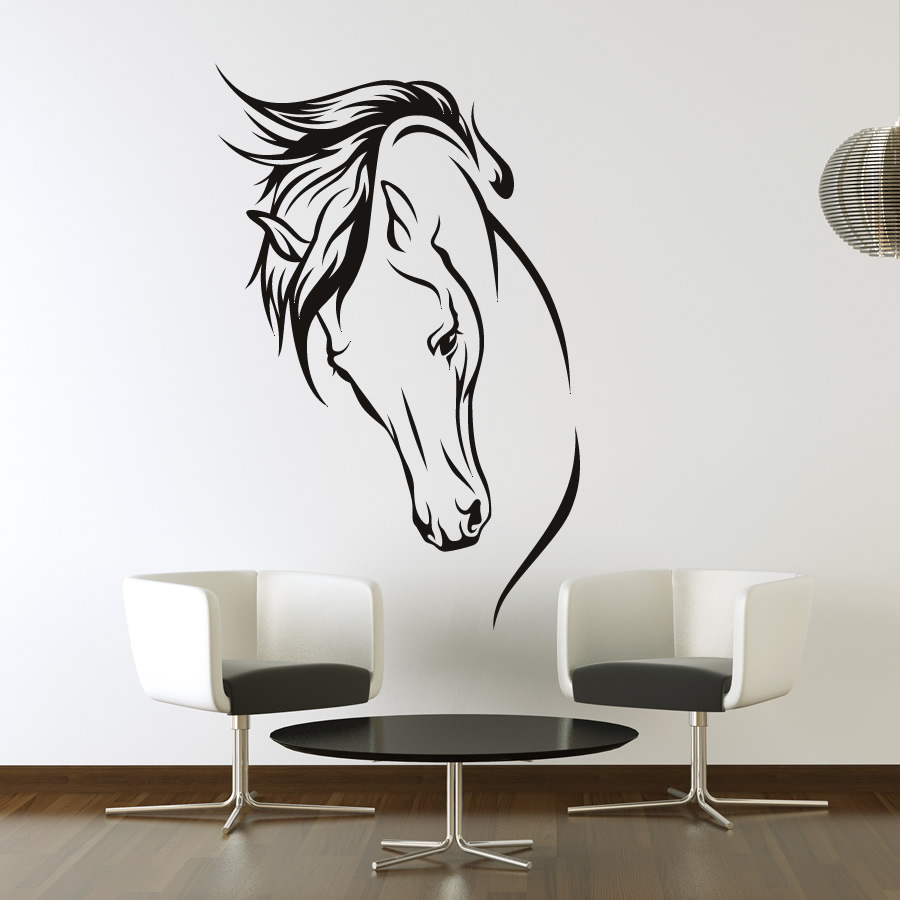 Elegant Horse Wall Art