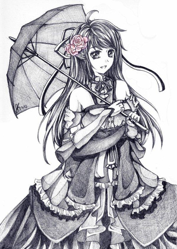 manga drawings -  6