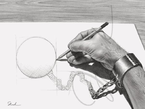 hand drawings -  7