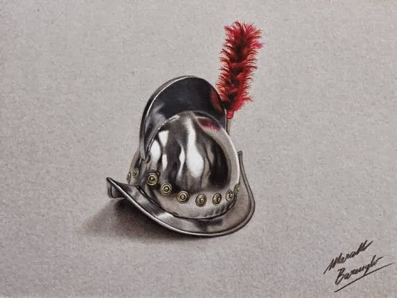 helmet 3d drawings -  7