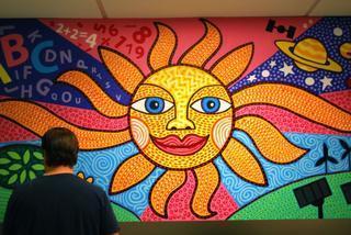 7-wall-mural-painting-sun