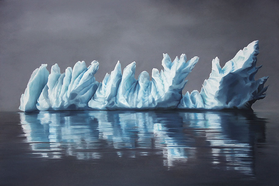 pastel paintings by zaria forman -  8