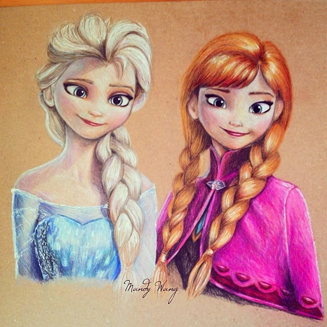 cartoon drawings by mandy -  9