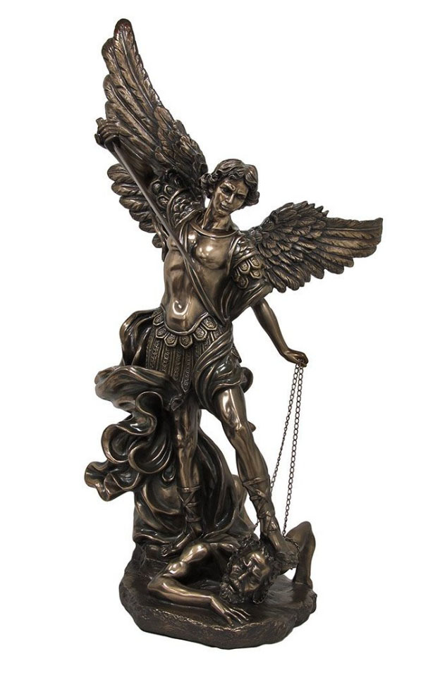 angel bronze sculptures