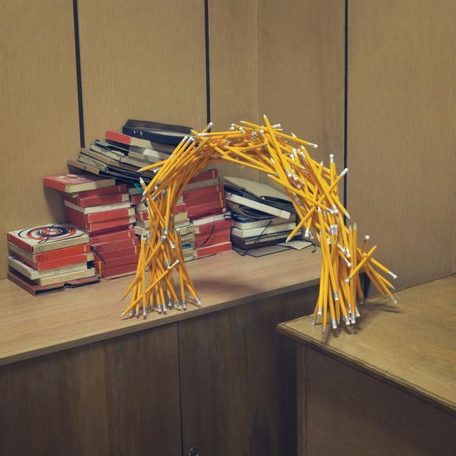 pencil sculpture creative idea