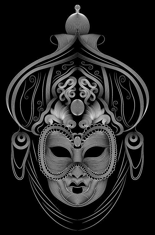 7 digital illustration