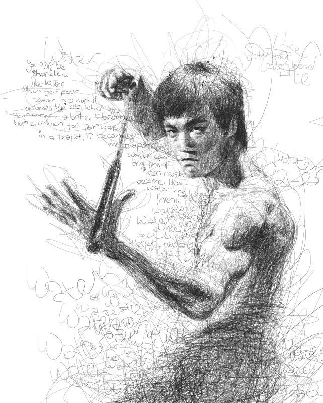 bruclee scribbles