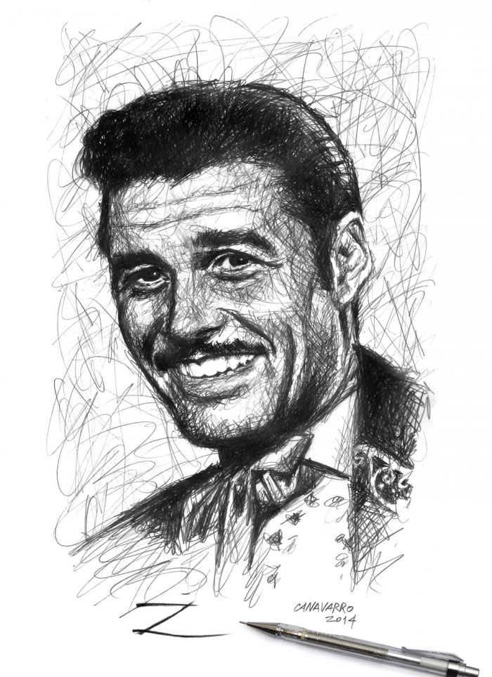 guy williams scribbles