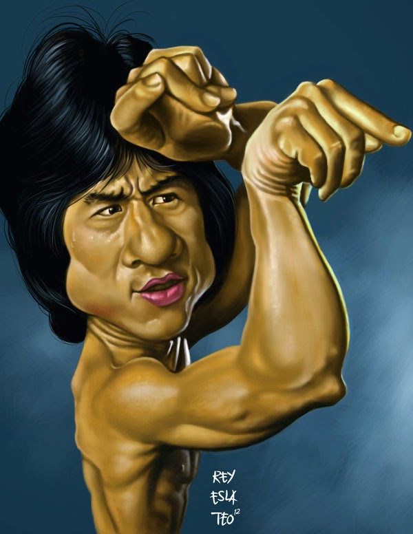20 Creative and Funny Celebrity Caricature Drawings for your ...