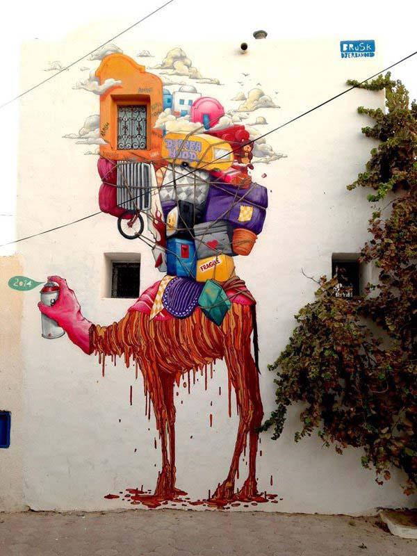 1 street art brusk