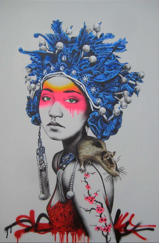 19 street art fin