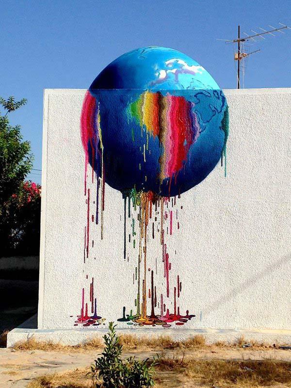 2 street art brusk