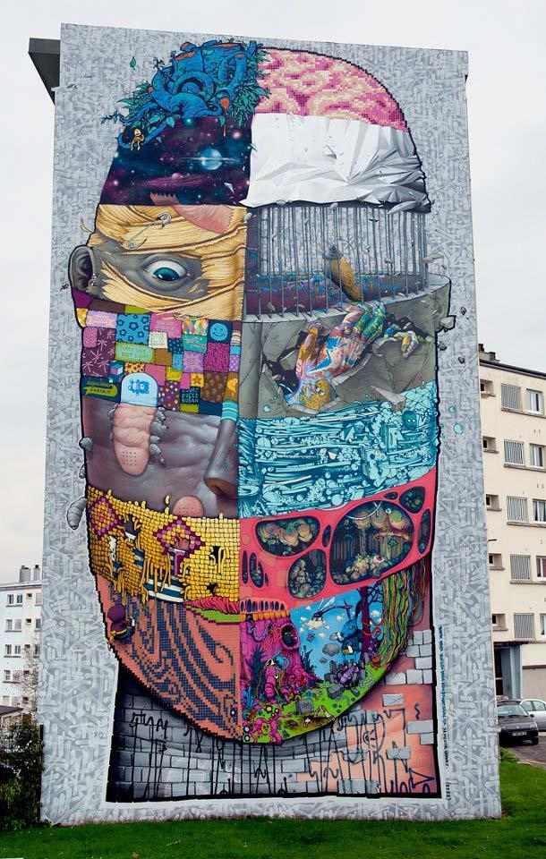 street art brusk