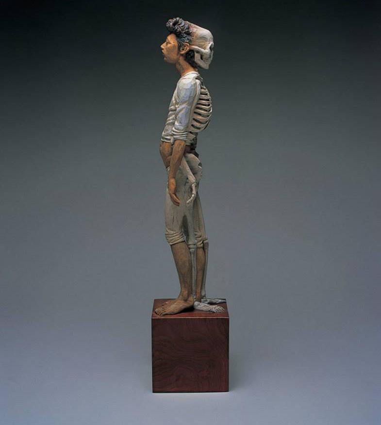 unusual sculpture yoshitoshi 13