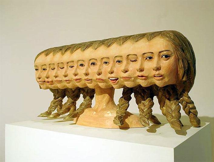 unusual sculpture yoshitoshi 15