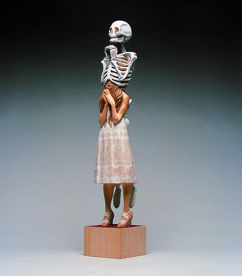 unusual sculpture yoshitoshi 16
