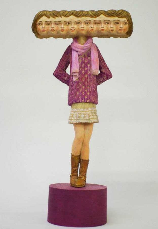 unusual sculpture yoshitoshi 2
