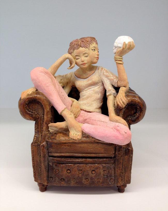 unusual sculpture yoshitoshi 6