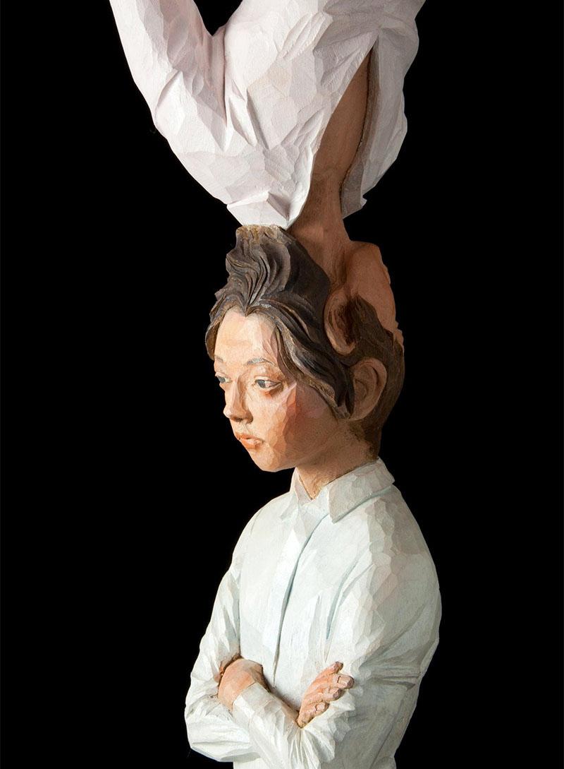 unusual sculpture yoshitoshi 8