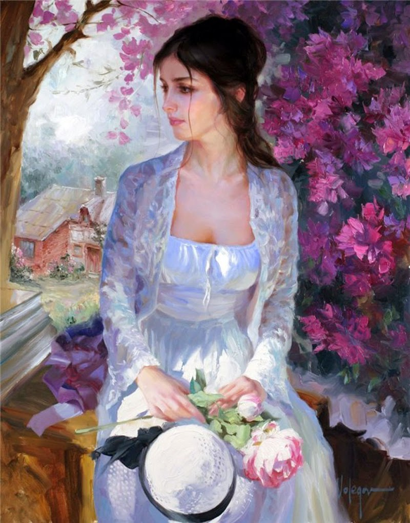1 oil paintings by vladimir volegov