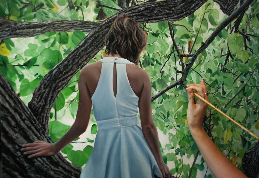 oil paintings by bronwyn hill
