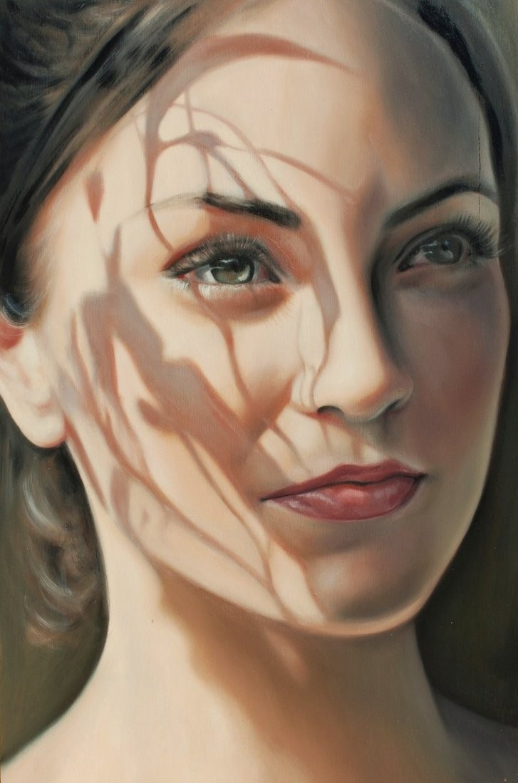 12 oil paintings by bronwyn hill