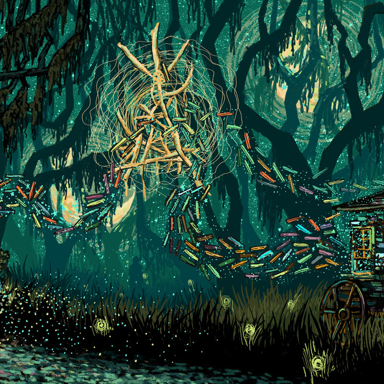 paintings by james r eads