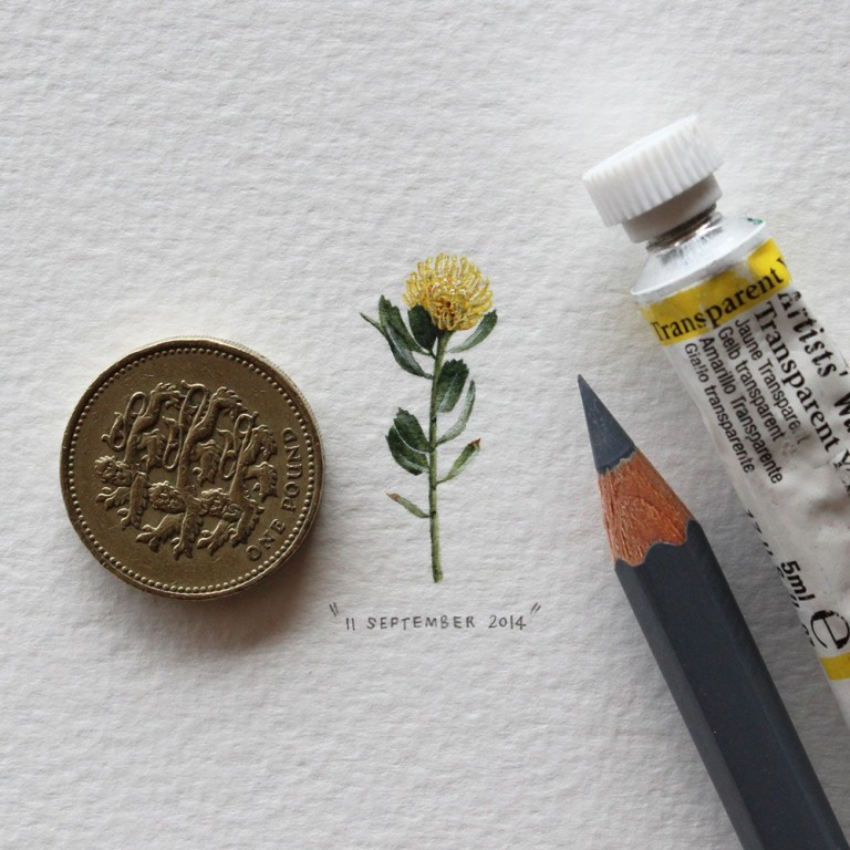 flower creative paintings by lorraine loots