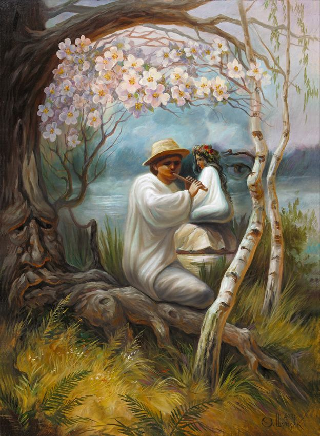 14 illusion oil painting by oleg shuplyak