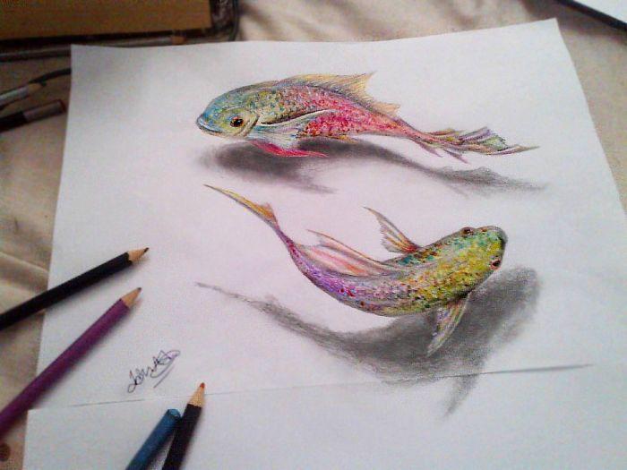 20 3d art idea