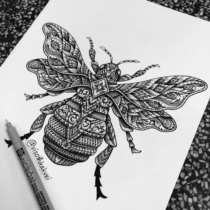doodle artwork by visothkakvei